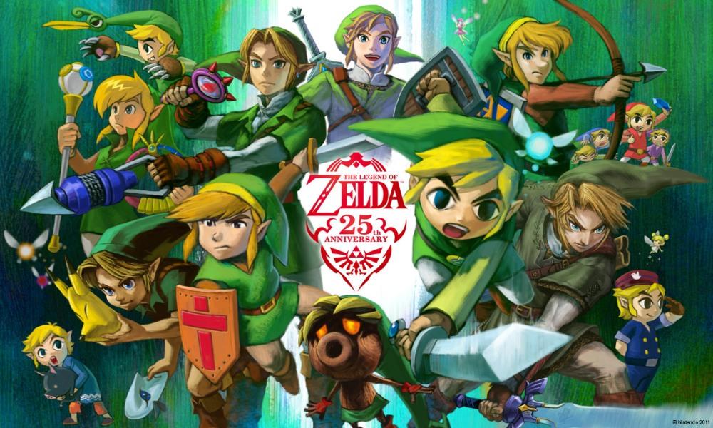 Set De Wallpapers Zelda Club Nintendo